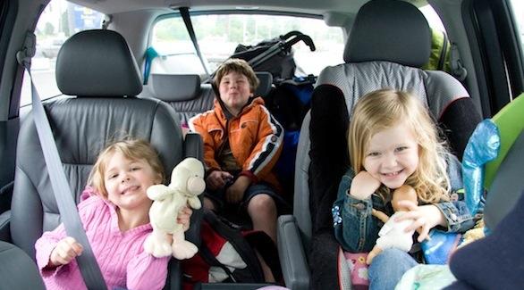 Detské autosedačky - II. Ako vybrať správnu detskú autosedačku